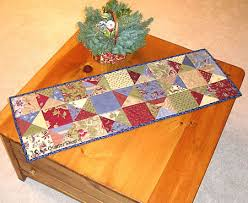 Table Runner Patterns Extraordinary Free Quilt Patterns Fat Quarter Shop Charm Squares Tabletopper