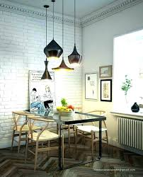 dining tables hanging chandelier over dining table height above how high to hang kitchen light