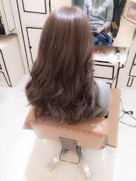 イノセントな透明感がポイント2015春夏の新色トレンドヘアカラー
