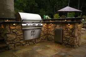 Outdoor Kitchen Lighting Outdoor Kitchens Ela Outdoor Living