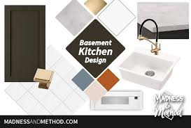 Basement Kitchen Designs Awesome Basement Kitchen Design ORC 48 Madness Method