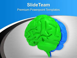 Innovative Thinking Brain Powerpoint Templates Ppt Themes And Grap ...