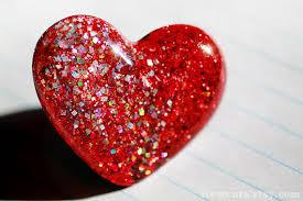Bildresultat för glittrigt hjärta