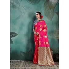 Designer Kanjeevaram Sarees Designer Classic Wear Kanjivaram Art Silk Saree Stylecaret Com