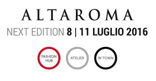 Risultati immagini per alta moda roma luglio 2016