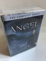 Angel Complete DVD TV Series Season 1 2 3 4 5 BRAND NEW 30-DISC Box SET -  Shopping.com