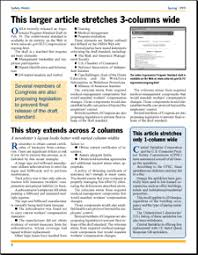 Examples Of Company Newsletters Company Newsletter Ideas Tips How To Avoid The Most
