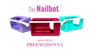 Nailbot - The Smartphone Nail Art Printer by Pree Walia — Kickstarter
