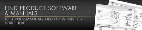manuals and s fellowes® find product software and manuals lsot your manual need new driver start here