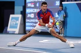 behind Novak Djokovic', says ATP star