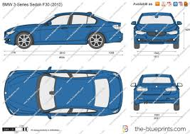 The-Blueprints.com - Vector Requests - BMW 335i (2013)