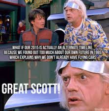 Back To The Future in 15 Memes | The Grasshopper via Relatably.com