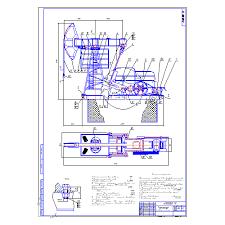 Все работы студента drill Клуб студентов Технарь  Станок качалка СКД6 2 5 2800 с модернизацией кривошипно шатунного механизма