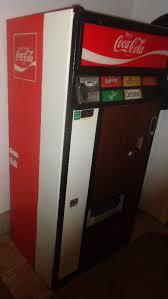 Pop Vending Machines For Sale Ontario Stunning Coca Cola Coke Vendo Model V4848 Can Soda Pop Vending Machine
