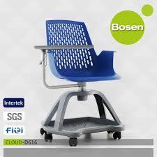 blue school chair. 2016 Creative Design School Chair With Tablet Blue