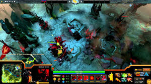 free twitch overlay for dota 2 psd by raiden youtube
