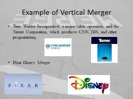 Vertical Merger Example Organizatioal Behaviour Vertical Mergers