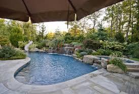 Inground Swimming Pool Designs Ideas Dubious Stunning Design Pools 14