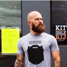 shaved head with beard 40 beard styles for