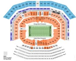 Cotton Bowl Stadium Virtual Seating Chart Alabama Clemson Tickets Are Cheap Full Stadium Not Certain