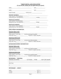 Printable Rental Agreement Template Free Printable Rental Agreement Contract Download Them Or