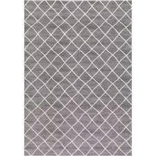 gray area rug 6x9