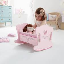Wooden Doll Cradle - Walmart.com