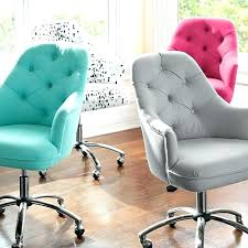 pink office chair with arms pink office chairs with arms twill tufted desk chair hot pink