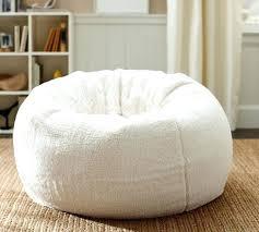 white fuzzy bean bag chair bean bag chair tapestry shoulder bag view larger white furry bean
