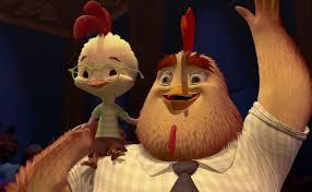 Chicken Little Story: Alien Invasion
