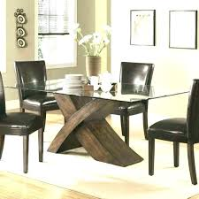 glass coffee table base ideas magnificent dining with best top room bases elegant in stone dini
