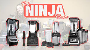 Ninja Blender Comparison Chart Best Ninja Blender 2019 Review And Comparison Updated Guide