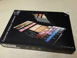e l f studio 83 piece essential makeup collection palette black 85003 nib elf ebay