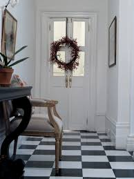 What Is It About A Black And White Checkered Floor? Thereu0027s Something So  Classic And 1920s Retro About It. It Says U201ctraditionalu201d But With A Kick.