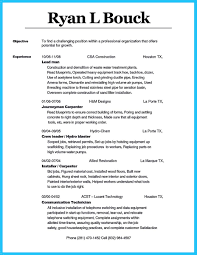 Scaffolding Resume Example Best Of Cool Tips You Wish You Knew To Make The Best Carpenter Resume Check