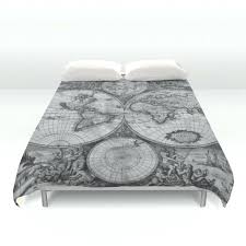 world map duvet cover old world map duvet cover vintage world map bedding map bedspread patchwork world map