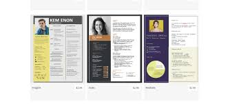 Best Online Resumes Best Professional Cv Template