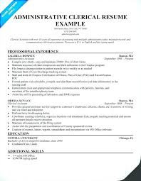 Clerical Position Cover Letter Sample Cover Letter For Clerical Job Application Resume Office