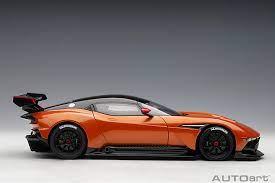 Die Cast Autoart S Aston Martin Vulcan Savage On Wheels