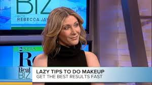 10 minute makeup tips for working women
