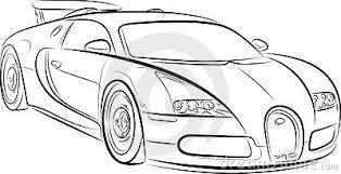 Kleurplaat Bugatti Veyron Autos Kleurplaten Kleurplatenpagina Nl