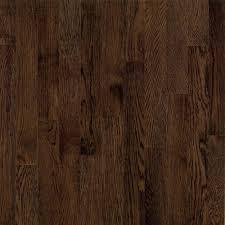 bruce hardwood floors home depot oak barista brown 3 4 inch thick x 5 inch w bruce hardwood floors