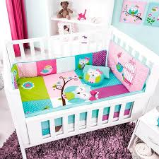 I Baby Girl Bedding Set