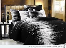 Black And White Bedroom Comforter Sets 15 Bedding Set 6