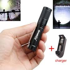 Hot Sale Flashlights CREE XPE <b>LED 2000Lumens</b> High Powe ...