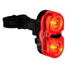 Smart Polaris Bike Lights Oxford 1 Watt Superbright Tail Light