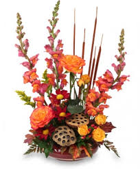 harvest moon fall flowers