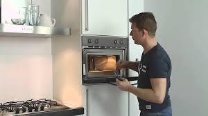 koelkast met ingebouwde magnetron