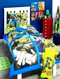 Ninja Turtles Comforter Ninja Turtle Bedroom Set Ninja Turtle ...