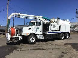 Hydro Excavator Truck Vac Con Hydro Excavator On 2007